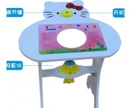 小海龟儿童益智学习桌