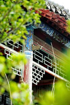 济南一学校内藏千年古寺 曾为李世民行宫旧址