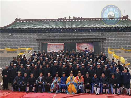 宁夏道教协会举行道教全真派第二届冠巾活动