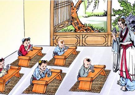 小孩国学教育