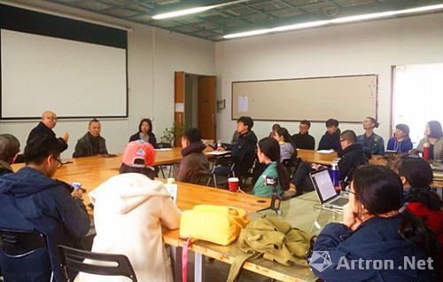 国美媒体创意策划高研班开班 12个专业30名学员专注中国媒体艺术建设