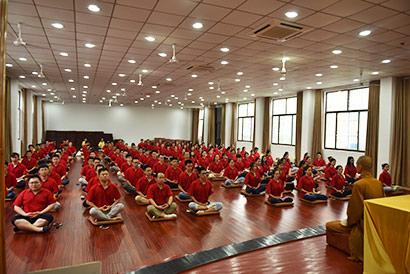 南京栖霞古寺第十四届暑期佛学班开始报名了!