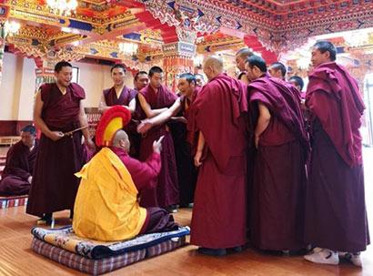 中国藏语系高级佛学院2018年招生工作