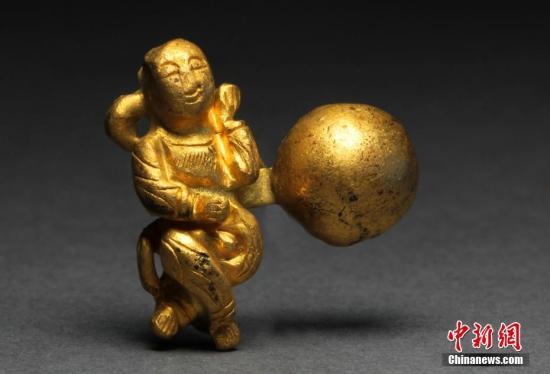 """见识""""大西王""""的宝藏:""""江口沉银""""文物精品亮相国博"""