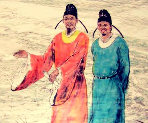 白居易与元稹的超友谊关系  看得都让人不好意思 ()