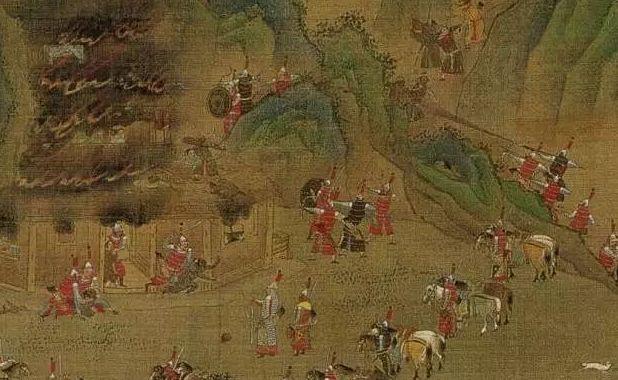 割首级怕被反杀-古代战场上士兵都是如何抢人头的?_首级-军功-人头-士兵-荀子