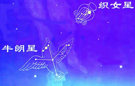 七夕相会的鹊桥-原本是乌鸦搭建的?_乌鸦-喜鹊-记载-这一-天帝