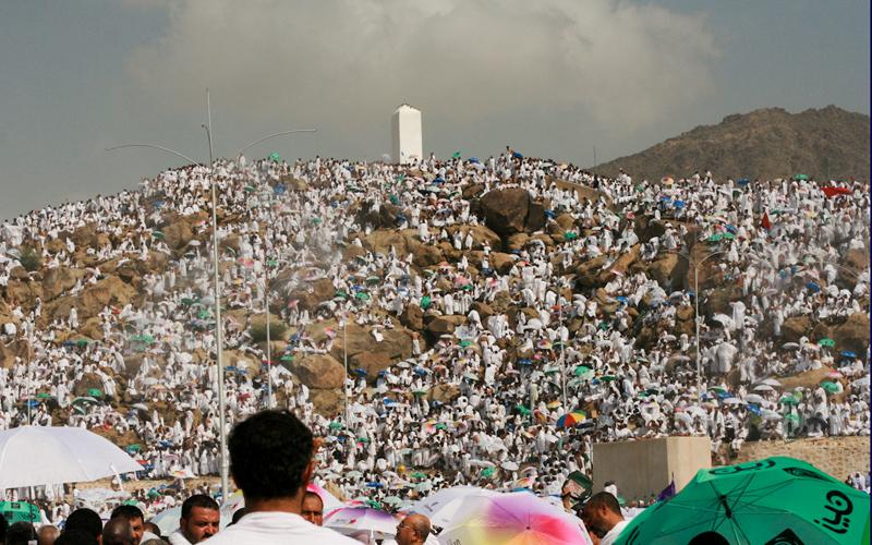 禁寺伊玛目在阿拉法特山的演讲_-明天-后世-信仰 ()