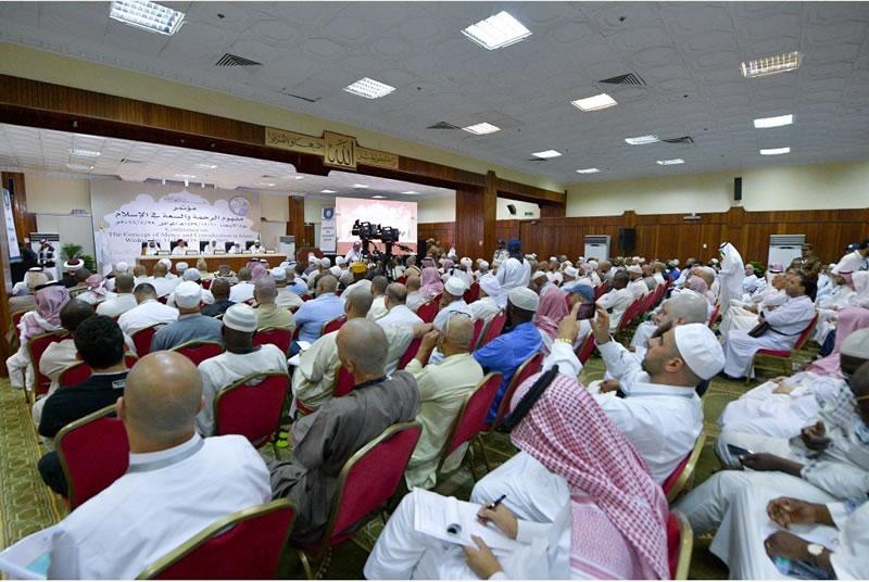 世界穆斯林联盟:弘扬伊斯兰的普世仁爱观_-安拉-怜悯-朝觐