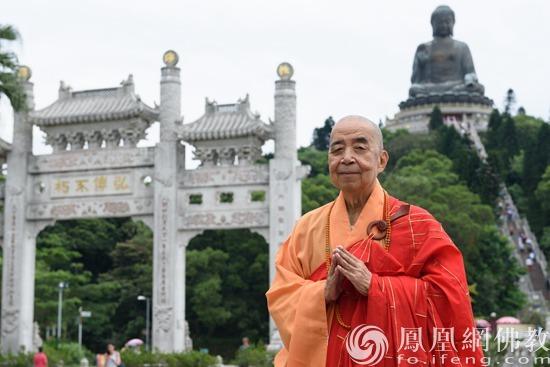香港佛教联合会荣誉会长智慧长老圆寂 世寿八十六岁_长老-佛教-智慧-宝莲-禅寺