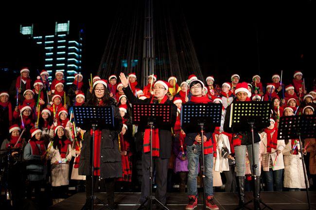 2016年北京基督教会海淀教堂圣诞节活动安排