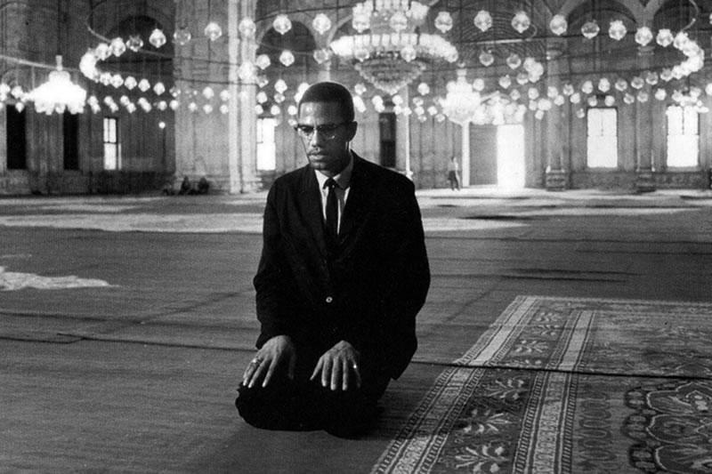 马尔科姆•X:伊斯兰是解决种族主义的终极结论_正义-政治--朝觐-美国-信仰