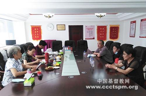 吉林省基督教两会赴长春市进行按立圣职考核_考核-长春市-圣职-吉林省-圣职-两会-吉林省