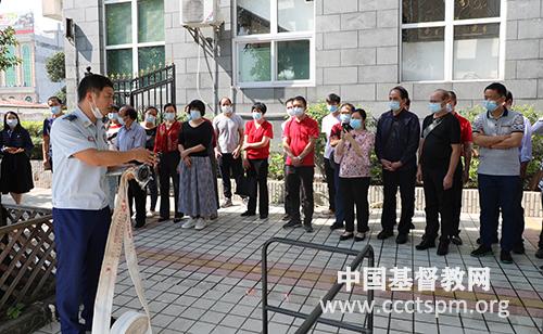广东省中山市基督教两会举办安全学习班_基督教-学习班-基督教会-工作-学习班-工作-疫情