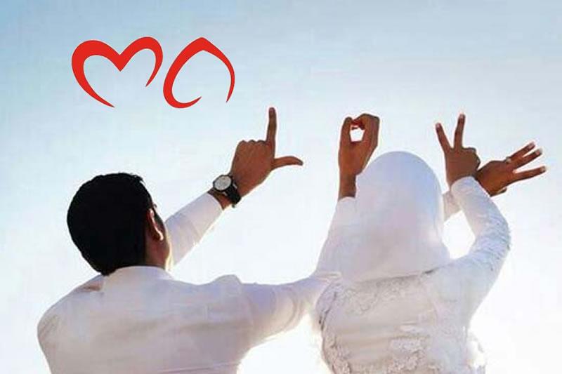 """""""情""""在夫妻_家庭-夫妻-幸福--会有-古兰经"""